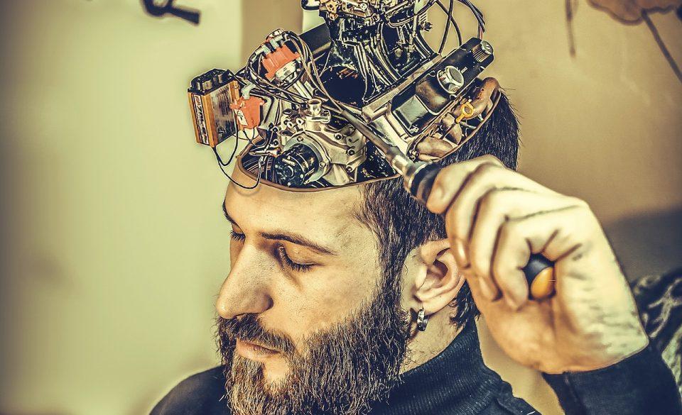 Gehirn-Reparatur